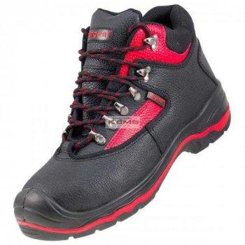 327c85e1abaf8e 102 S3 GUMA Urgent - skórzane buty robocze typu trzewik z metalowym  podnoskiem - 39-