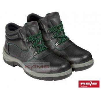 c88b289deaf25 BRR (BRREIS) SB - skórzane buty robocze typu trzewik z podnoskiem - 39-