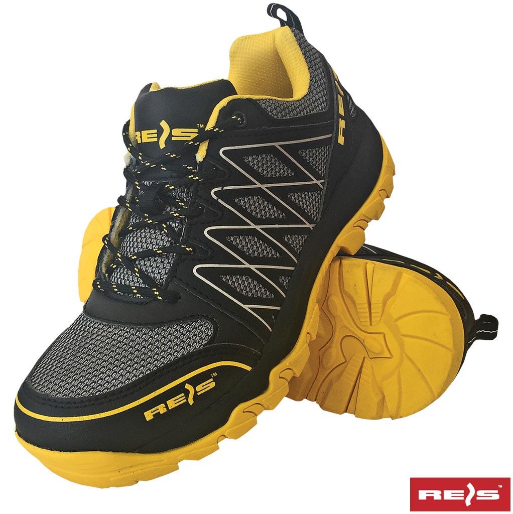 cac4f45a BSBRIDGE OB SRA - buty zawodowe, podeszwa z tworzywa EVA oraz gumy - 39-