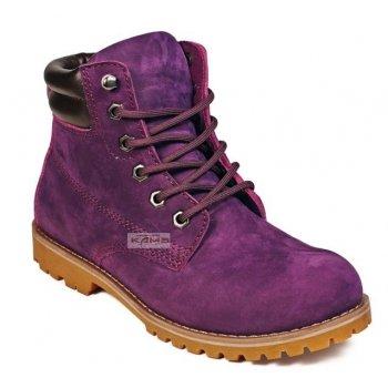 704abcded5a2b8 YOWIE FARMER LADY ANKLE - damskie nubukowe buty robocze typu trzewik - 38.