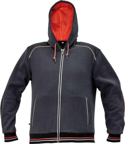 0878e69cf263 KNOXFIELD HOODIE - męska bluza z kapturem bawełna poliester ...