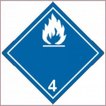 Groovy Znaki BHP /piktogramy - naklejki ostrzegawcze :: Sklep BHP - Kams EA27