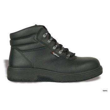 28e3b22e264cf BRC-ASPHALT S3 HRO HI - podwyższone buty robocze trzewiki dla asfalciarzy  do 300ºC z