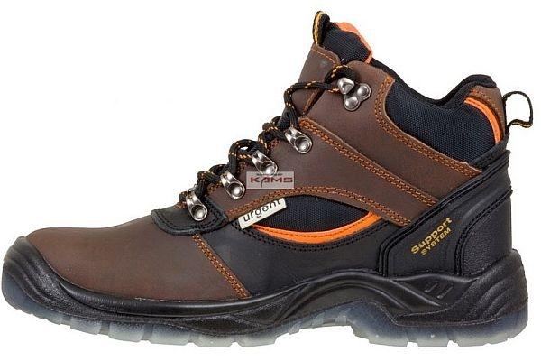 c163b41a98278c 120 OB Urgent - skórzane buty robocze typu trzewik bez podnoska - 40-47.
